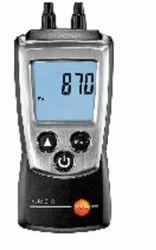 Testo 510 Pocket-sized Differential Pressure & Flow meter