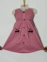 Georgette Casual Wear Girls Fancy Middy, Size: 22X32