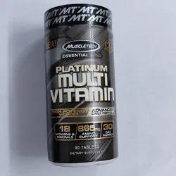 Platinum Multivitamin Supplements
