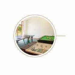 Indoor Games Room Service