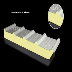 192mm PUF Sheet For Roof