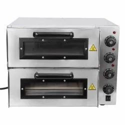 Pizza Oven Double Deck
