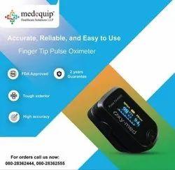 Oxymed Fingertip Pulse Oximeter