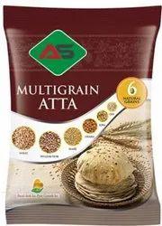 HDPE Atta Packaging Bag, Capacity: 25 Kg