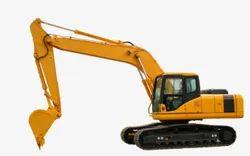 37600 Kg Excavators Hiring Service, In Pan India, Maximum Bucket Capacity: 1.0 Cum