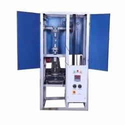 Single Die Fully Automatic Bowl Pattal Machine