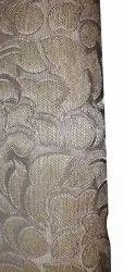 Brown Jute Sofa Fabric