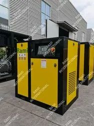 Oil Free Water Injected Screw Compressor