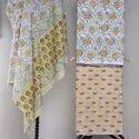 Hand Block Printed Cotton Suit Set