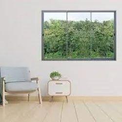 Glossy Hindalco Erigo ETE-SD Aluminium Sliding Window
