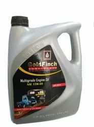 Customize Gold Finch Engine Oil