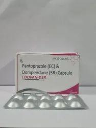 Pantoprazole 40 Mg + Domperidone 30 Mg