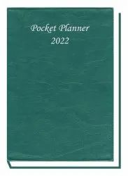 Pocket Planner PVC 301