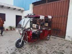 Passenger Electric Rickshaw: Standard Seats