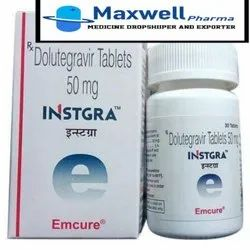 Dolutegravir Tablets 50 Mg
