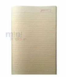 Long Size Rough Notebook