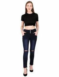 E-Commerce Women Jeans Photography