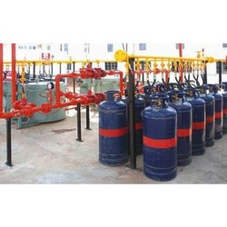 LPG LOT Reticulation System