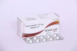 Rosuvastatin  10 MG Tablets Ip