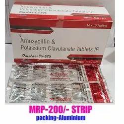 Amoxycillin And Potassium Clavulanate  tablet