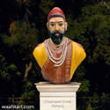 Chhatrapati Shivaji Maharaj Half Statue