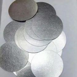 Titanium Gr2 Circle