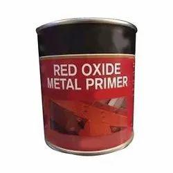 Omkar Red Oxide Metal Primer 1 L