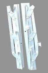 Aluminium Adjustable White Aluminum Louver, For Window
