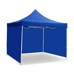 3X3 Tent Blue( 21Kg )Tent with side Fabric