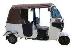Passanger TukTuk Autorickshaw Petrol BS4.