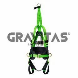 Gravitas Safety Full Body Harness/ Safety Belt (FBH-045)