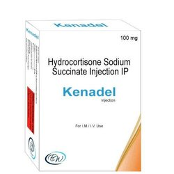 Hydrocotisone Sodium Succinate Injection Kenadel