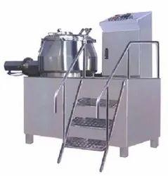 Pharmaceutical Rapid Mixer Granulator
