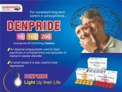 Amisulpride Tablets Ip 100 Mg