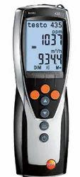 Testo 435 All Rounder Instrument for HVAC & IAQ