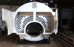 Coal Fired 600 kg/hr Horizontal Fire Tube Steam Boiler