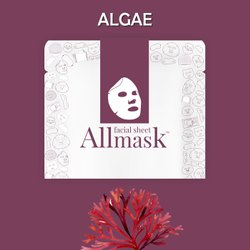 Algae Marine Face Sheet Mask - Private Label