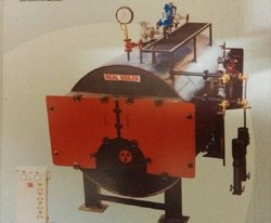 Wood Fired 5000 Kg/hr Package Steam Boiler