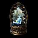 Attractive Bholenath Statue With Waterfall And L E D Light