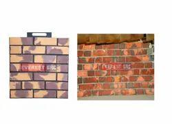 GRC Brick Wall Cladding