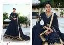 Ladies Designer Stiched Long Gown