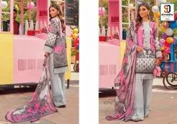 Sharaddha Vintage 6 Cotton Printed Pakistani Salwar Kameez Collection