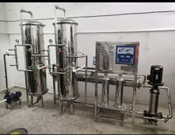Industrial Water Filtering System