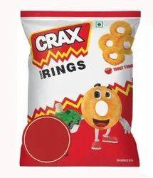 Tomato Crax Rings Snacks