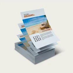 Digital Flyer Printing Service, in Pan India