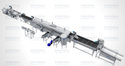 Fully Automatic Chips Frying Line
