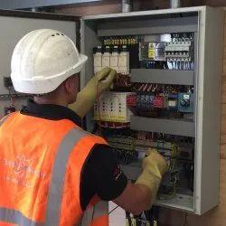 Offline Electrical Control Panel Maintenance Service