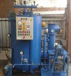 Gas Fired 600 kg/hr Boiler