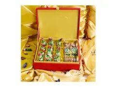 Red Velvet Diwali Box
