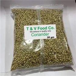 Dried Coriander-50gm Pack(Sabut Dhaniya)